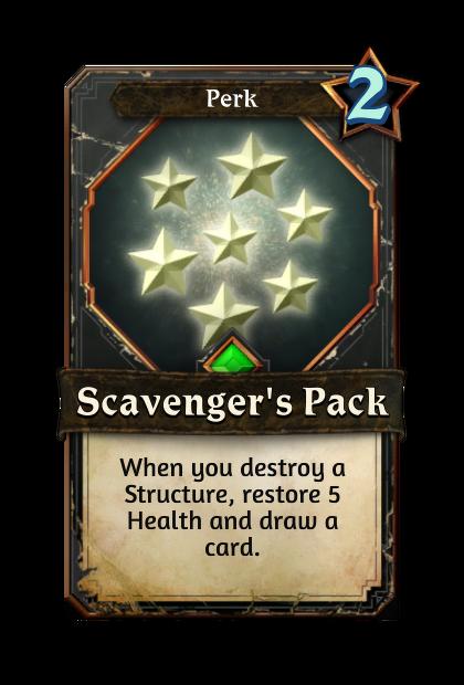 Scavenger's Pack