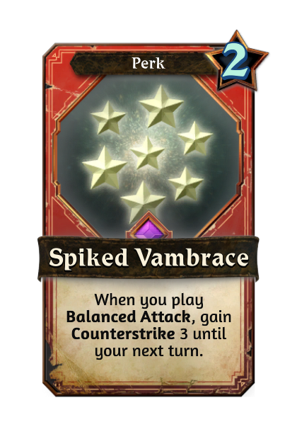 Spiked Vambrace