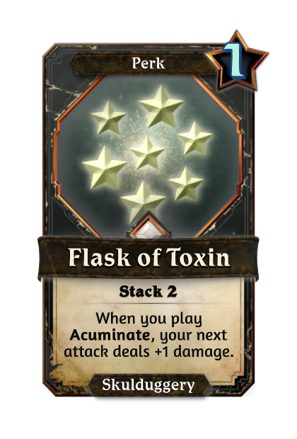 Flask of Toxin