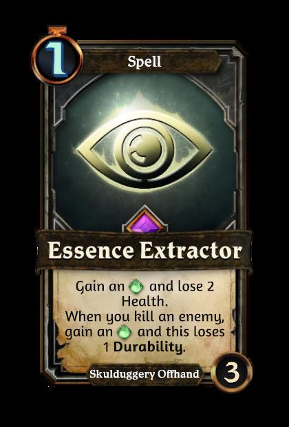 Essence Extractor