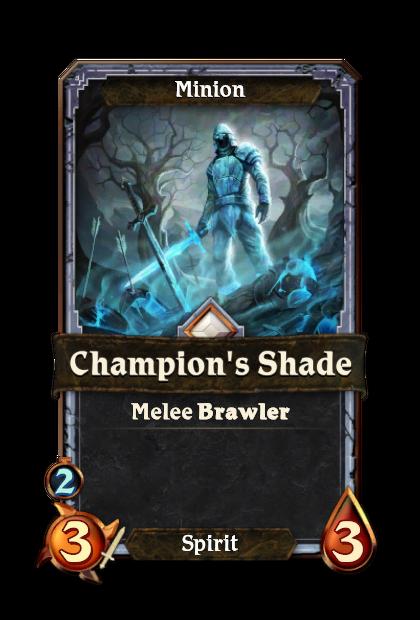 Champion's Shade