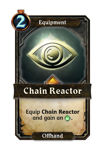 Chain Reactor