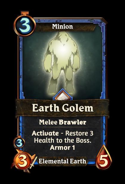 Earth Golem