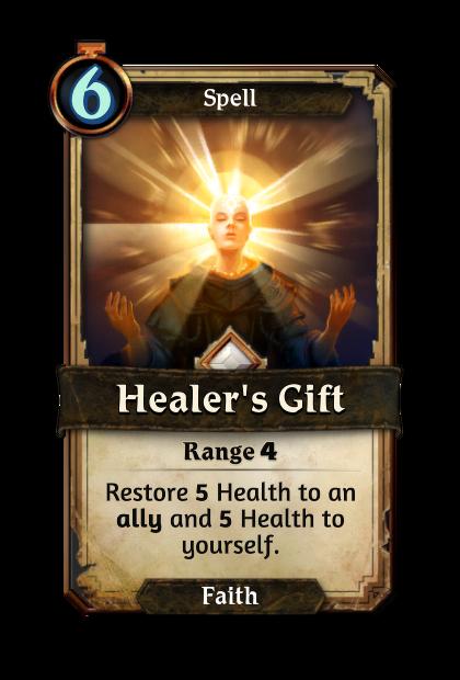 Healer's Gift