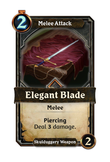 Elegant Blade