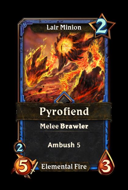 Pyrofiend