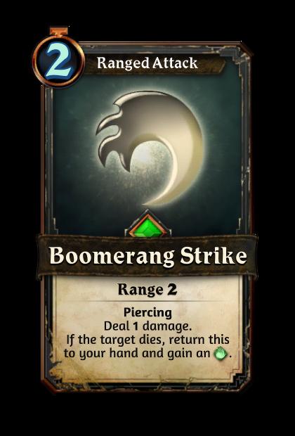 Boomerang Strike
