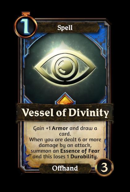Vessel of Divinity