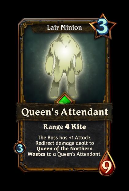 Queen's Attendant