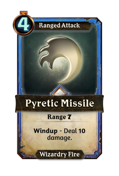Pyretic Missile