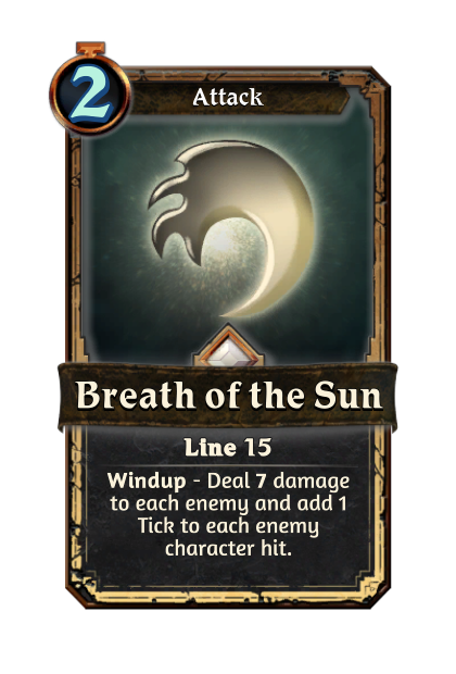 Breath of the Sun