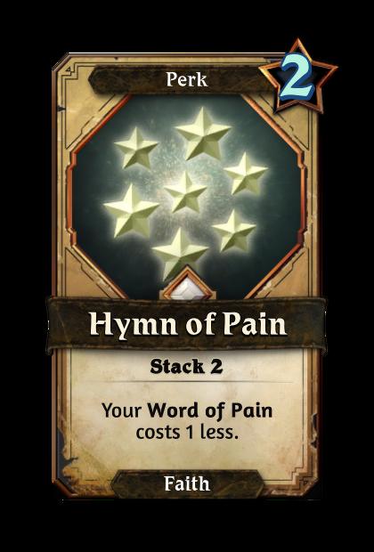 Hymn of Pain