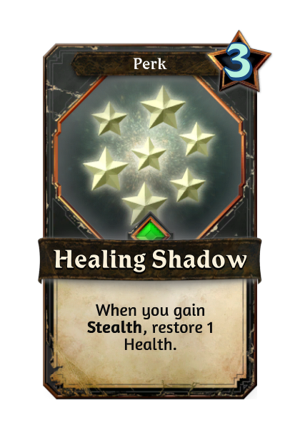Healing Shadow