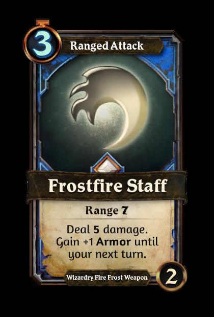 Frostfire Staff
