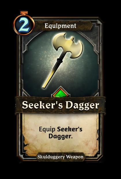 Seeker's Dagger
