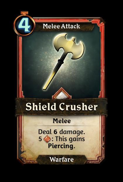Shield Crusher