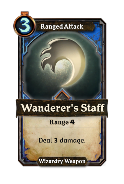 Wanderer's Staff