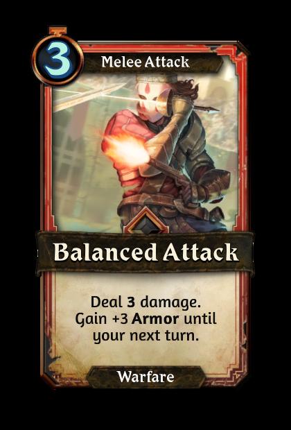 Balanced Attack
