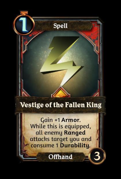 Vestige of the Fallen King