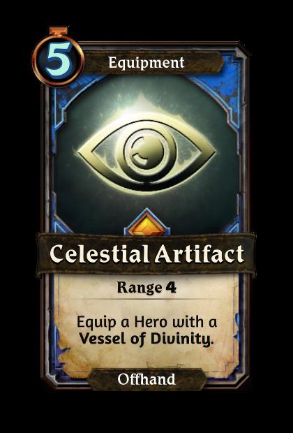 Celestial Artifact
