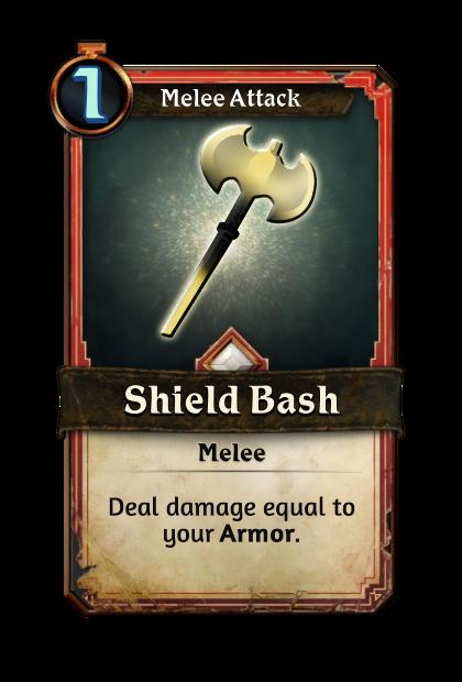 Shield Bash