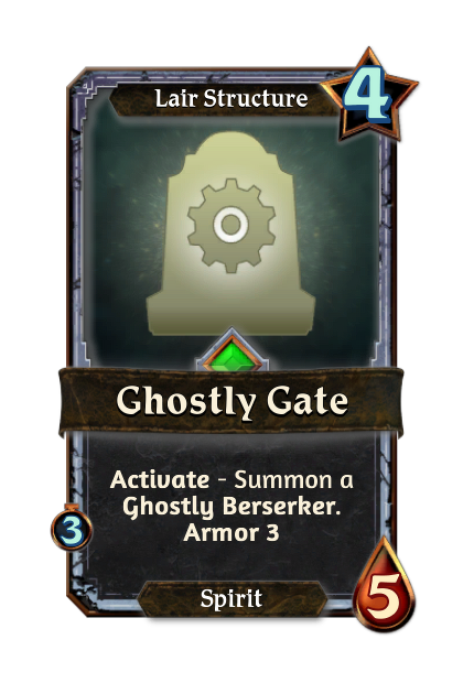 Ghostly Gate