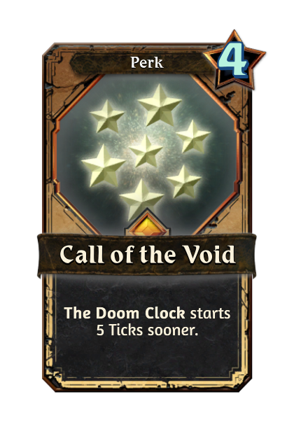 Call of the Void