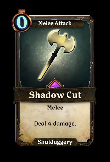 Shadow Cut