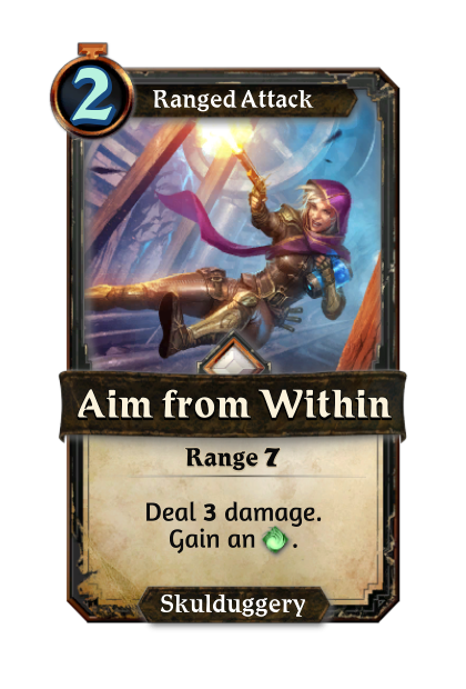 Aim from Within