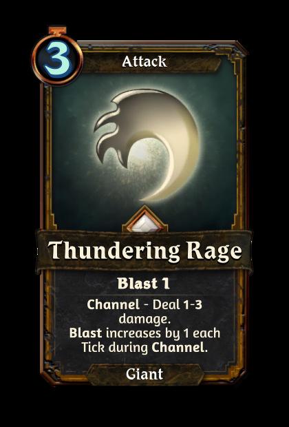 Thundering Rage