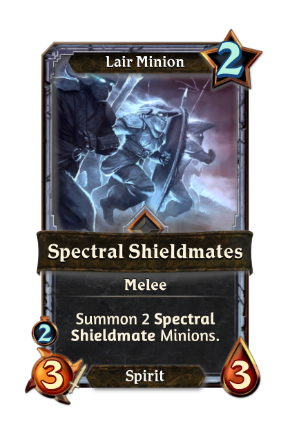 Spectral Shieldmates