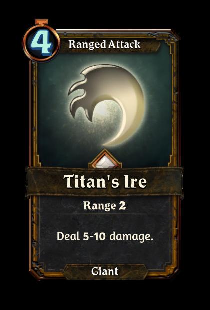Titan's Ire