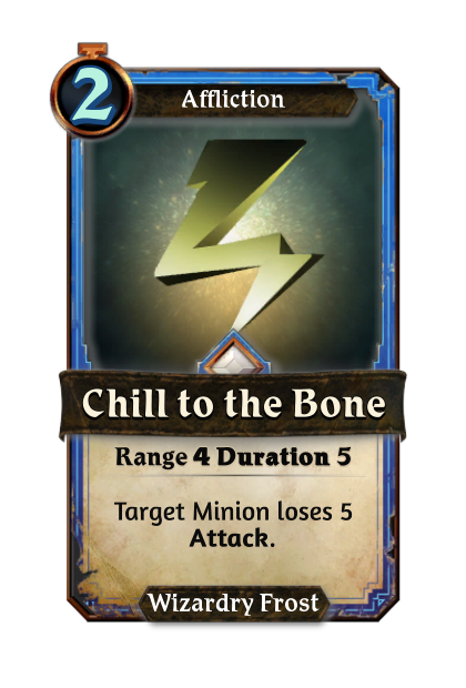Chill to the Bone