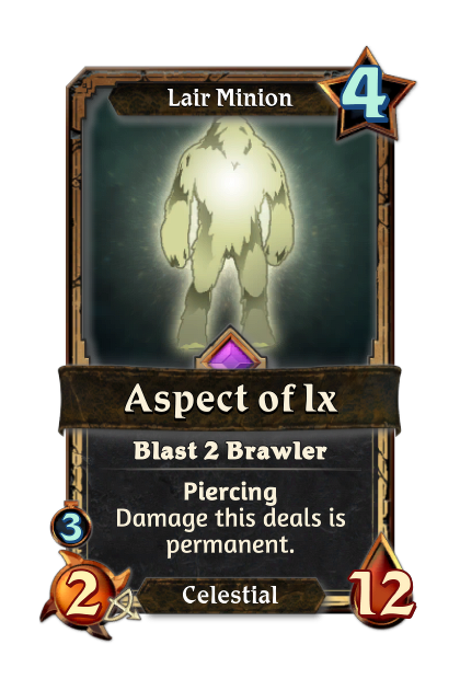 Aspect of Ix