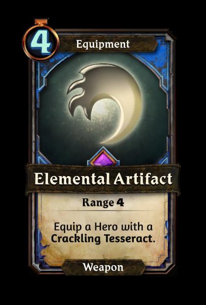 Elemental Artifact