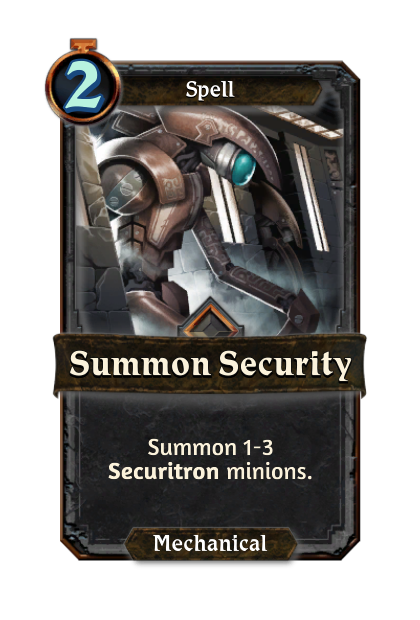 Summon Security