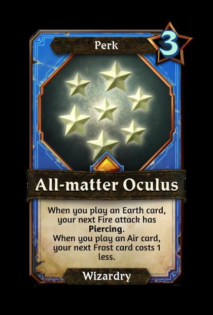 All-Matter Oculus