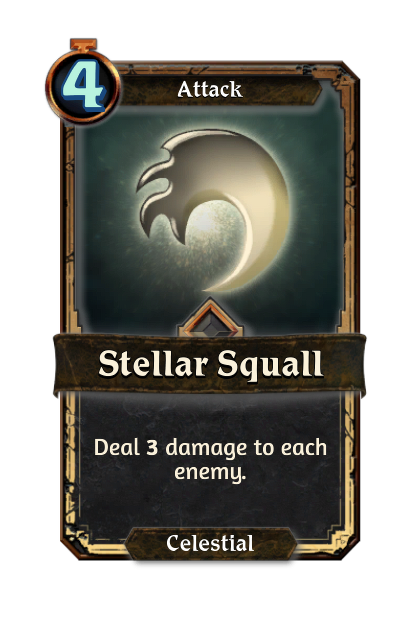 Stellar Squall