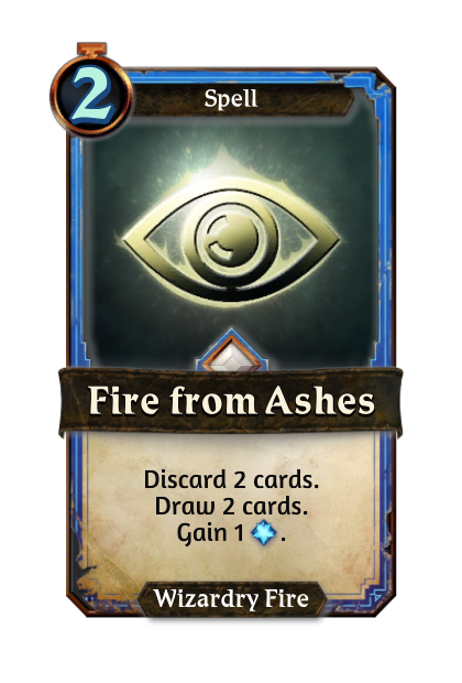 Fire from Ashes