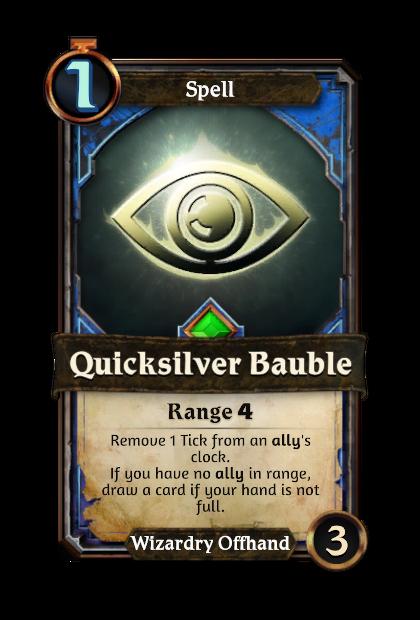 Quicksilver Bauble