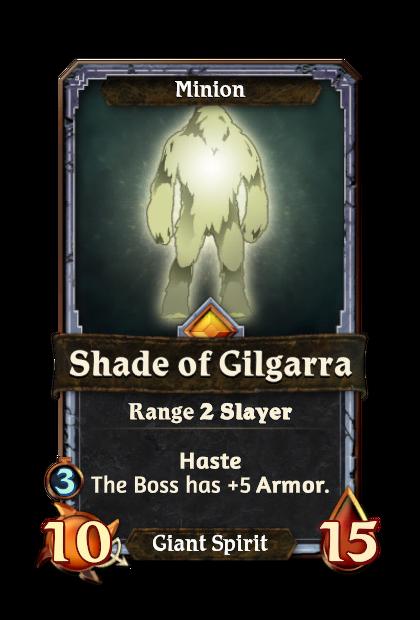 Shade of Gilgarra