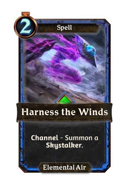 Harness the Winds