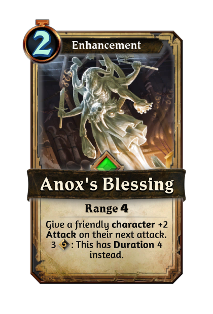 Anox's Blessing