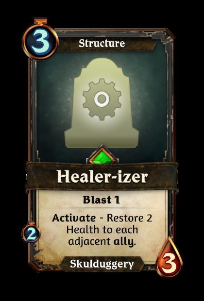 Healer-izer