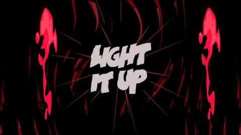 Major Lazer - Light It Up (feat