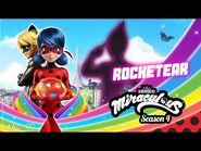 MIRACULOUS - 🐞 ROCKETEAR - TEASER ☯️ - SEASON 4 - Tales of Ladybug and Cat Noir