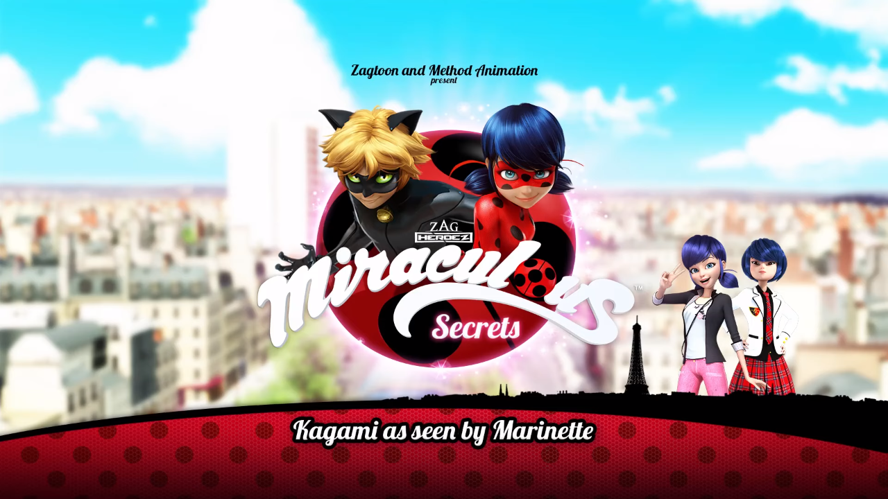 Kagami as seen by Marinette