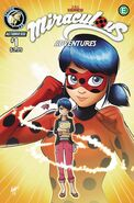 Miraculous Adventures Issue 1 Cover D
