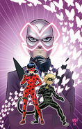 Miraculous Adventures Issue 3 Cover B textless