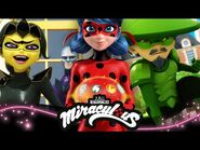 MIRACULOUS - 🐞 THE BATTLE OF THE MIRACULOUS 🐞 - SEASON 3 - Extended Compilation
